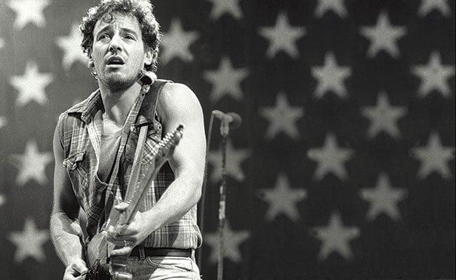 Springsteen Born header