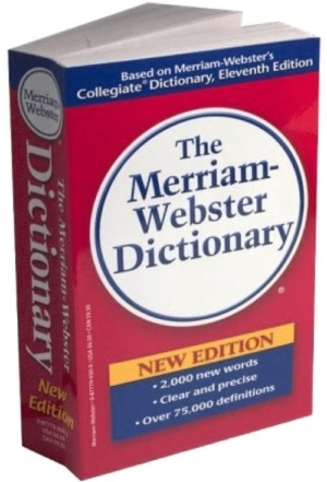 MerriamWebster_book