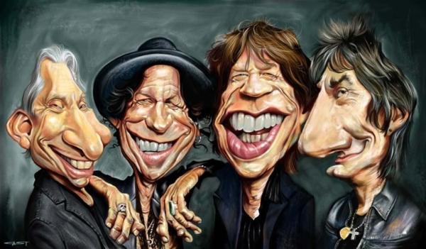 RollingStones_caricature
