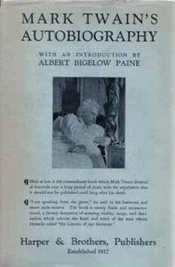 TwainAutobiography