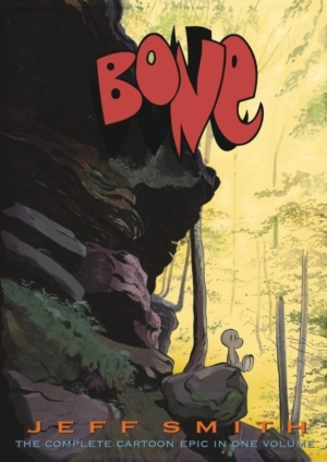 Jeff Smith's Complete Bone Comic Book
