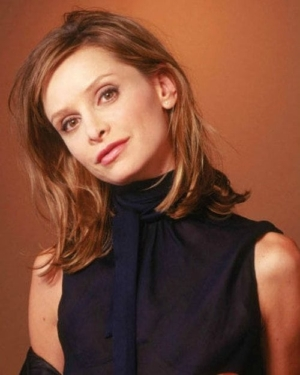 Little Wave: photo of Calista Flockhart as Ally McBeal.