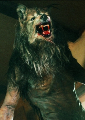Cloverfield: photo of a werewolf from the movie DOG SOLDIERS.