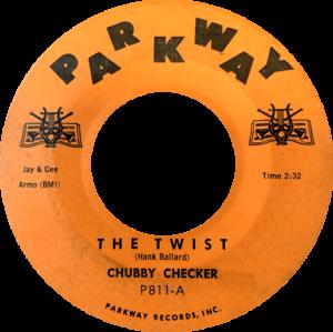 Medium 45 1960 ChubbyChecker TheTwist 1960 600