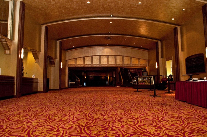 ParamountTheater lobby