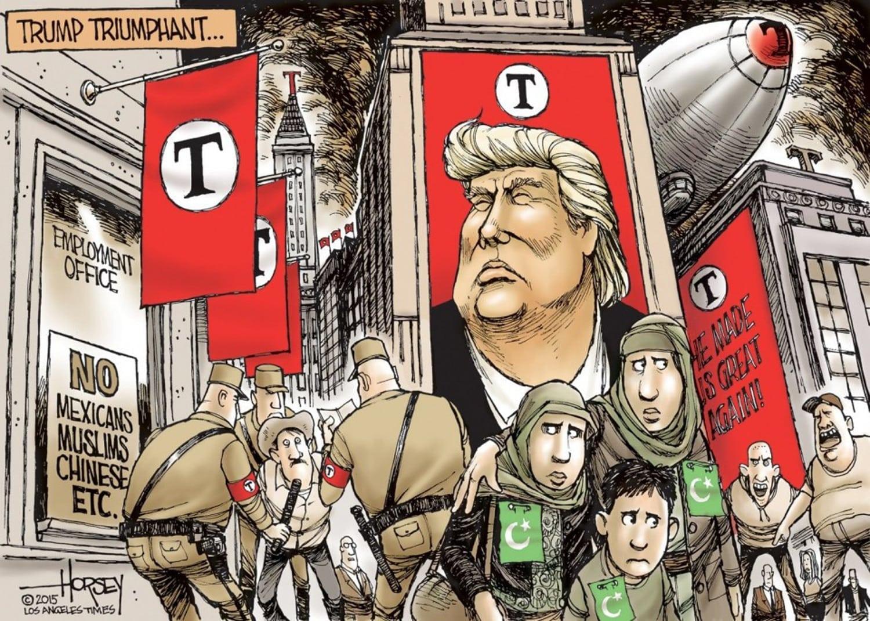 Trump Horsey 1500