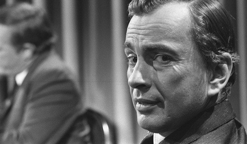 Humanism: photo of Gore Vidal, a former honorary president of the American Humanists Association.